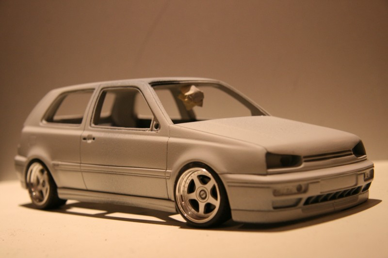 Golf III VR6 - Extreme-18 - Tuning 1/18