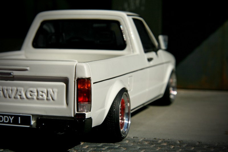 Caddy MK1 BBS RS - Extreme-18 - Tuning 1/18