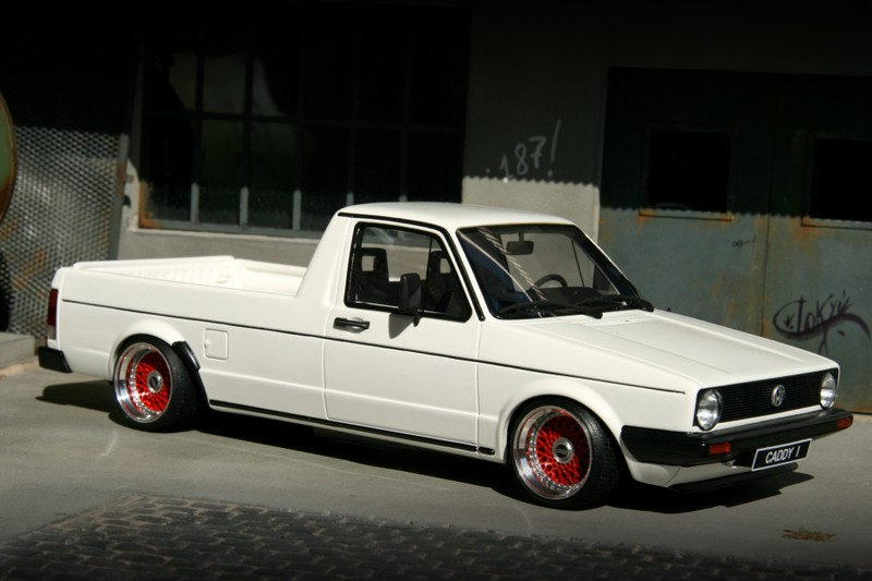 Caddy Mk1 Bbs Rs Extreme 18 Tuning 1 18