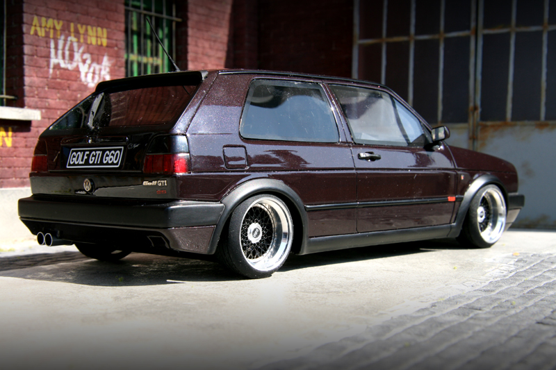 Golf Ii Edition One Extreme 18 Tuning 1 18