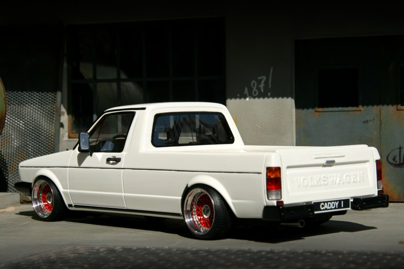 caddy mk bbs rs extreme  tuning
